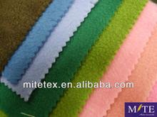 100 polyester anti pilling knit dye polar fleece fabric