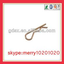 custom spring pin brass dowel pins spring pin with ball