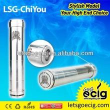 Adjustable e-cig battery vape mods chiyou battery holder