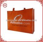 promotional supermarket reusable pp nonwoven bag