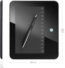 EX05 Digitizer digital writing signature pad USB powered graphic tablet