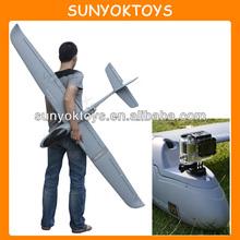 FPVraptor V2 Upgrade Motor Tower UAV trim scheme 2m unibody pusher (757-V2), Remote Control Airplane Price