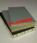 insulated aluminum honeycomb sandwich panel