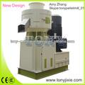 Nuevo diseño!!! Procesador de leña de pellets de alfalfa precio de la máquina/prensa de pellets de la máquina para la venta