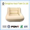 High elasticity pu foam seat parts