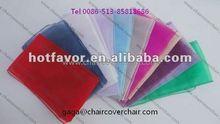 wholesale 100% nylon organza manufacturer
