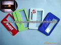 chine promotion cadeaux format carte de crédit loupe avec la lumière