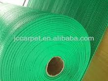 cheap and fine dark green bath mat