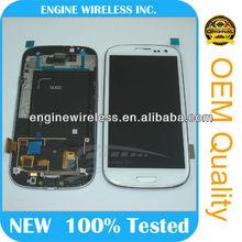 mobile phone accessories dubai for samsung s3 i9300 lcd screen