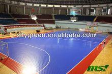 New basketball indoor sports flooring