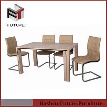 latest designs of modern wood dining room furniture sets