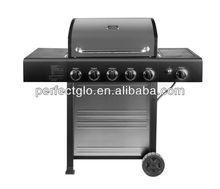 5B+SB CSA Approval 5 Burner Gas Grill BBQ(PG-40505S0L)