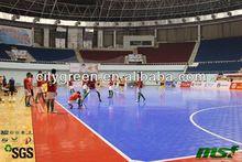 Indoor Basketball & Gymnasium Flooring