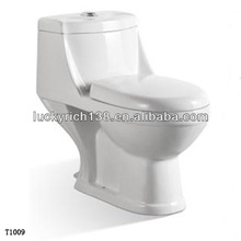 T1009 ceramic siphonic one piece toilet