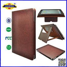 Leather Magnetic Luxury Case for iPad 2/3/4 with Sleep Wake