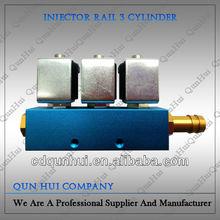 Auto repuestos 3 cilindros de gnc glp inyector common rail para lpg kit
