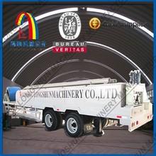 Steel Metal Arch Roof Construction Equipment