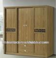 Quarto guarda-roupa porta de correr projeto para venda 200148