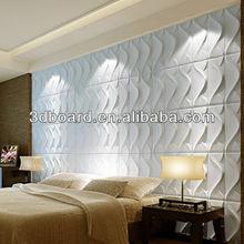 Individual decorative 3 d wallpaper bedroom