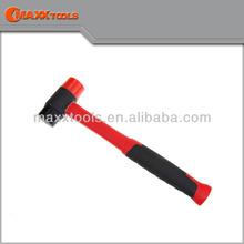 Plastic hammer with soft grip nylon hammer