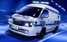 Best-Selling Intensive Transport LHD ambulance vehicle