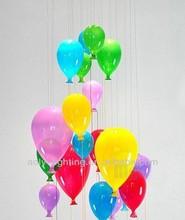AOLY LIGHTING 2014 colorfull glass balloon pendant lamp