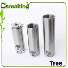 2014 csmoking hot selling rebuildable oil painting metal tree of life
