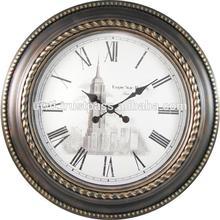 brass clock UW-WC168