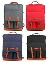 Unisex School Backpack Messenger laptop Bag