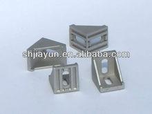 6061 6063 T5 T6 customized aluminum profile accessories price per kg with china manufacturer