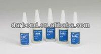 Transparant Low Bloom Low Odor Cyanoacrylate Adhesive/Super Glue