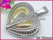 Novelty fantastic charming design four leaves clover pendant necklace