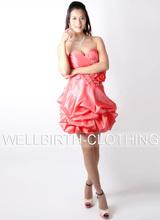 WB1177-K01 Sense of Hierarchicy Imitation Celebrity Dresses
