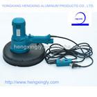 efficient vacuum system foot sander