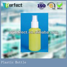100ml PE plastic fine mist spray bottle perfume