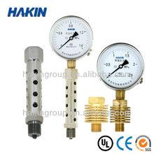 u tube manometers temperature