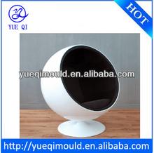 rotational molding egg chair,rotomouled plastic chair