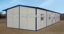 light steel prefabricated house