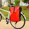 Bicycle rear bag bike pannier bag