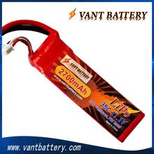 3S 11.1V 35C 2700mah rc lipo battery for DJI PHANTOM