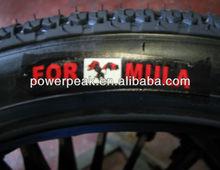 FORMULA motorcycle tyre 3.00-18,300-17,275-17,275-18