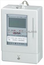DDSY1531 Single phase terminal block electric meter electronic prepaid static type energy meter