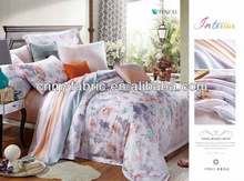 60S TENCEL LUXURY BEDDING SETS/HOMETEXTILE FABRIC