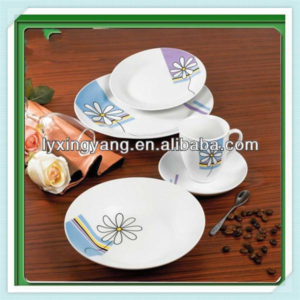 Promotional Color Porcelain Tableware, Buy C