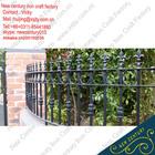 used wrought iron fencing /Decorative iron fence / metal iron fence
