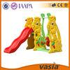 Plastic indoor Swing set of outdoor playground Equipment