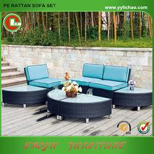 2013 New Design and Popular Outdoor Rattan Sofa
