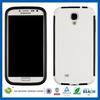 C&T Hybrid plastic soft case for samsung galaxy s4 i9500 combo case