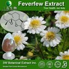 Food Grade Supplement 100% Natrual Feverfew Herbal Extract Chinese Manufacturer