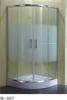 aluminium frame quadrant custom made shower enclosures